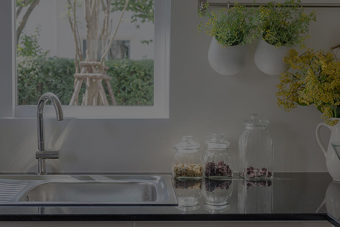 image of counter top and sink