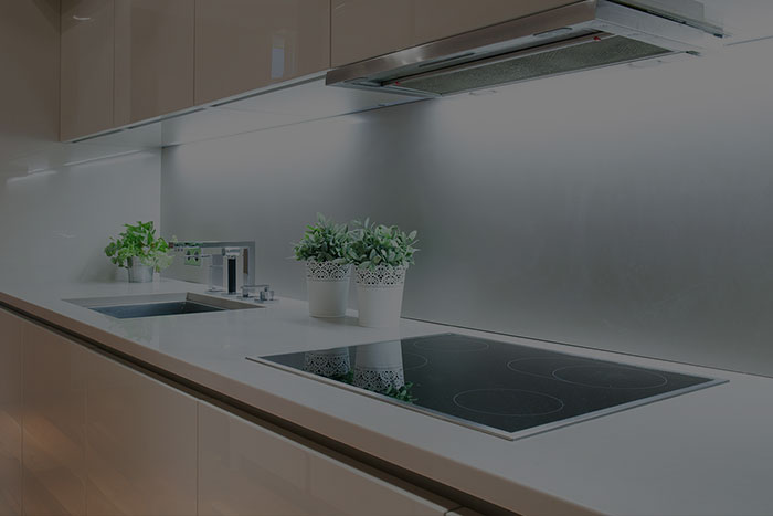 image of a kitchen top